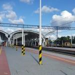 Dworzec Kolejowy w Gliwicach